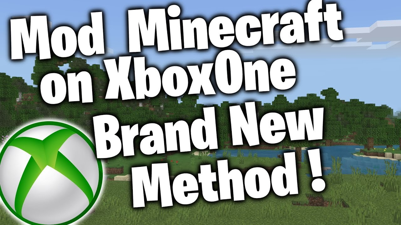 How to Download Minecraft Mods on XboxOne! Tutorial (NEW Method) 9