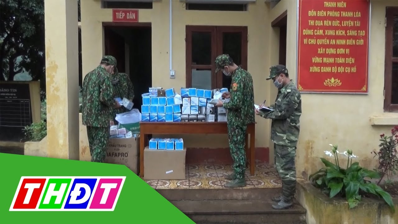 Lạng Sơn: Thu giữ 30.000 khẩu trang vận chuyển lậu | THDT