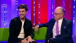 JACK WHITEHALL Travels with my Father 2 interview 2018