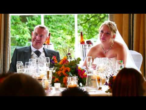 Chas & Dave's Wedding speeches - Rudding Park 07/07/2017