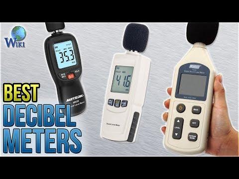 10 Best Decibel Meters 2018