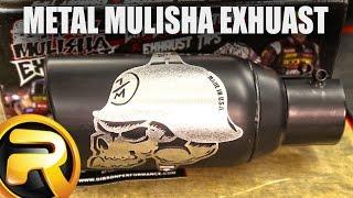 gibson metal mulisha exhaust tips fast facts