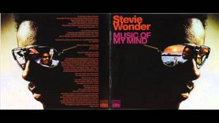 Stevie Wonder-Music of My Mind [Full Album] 1972