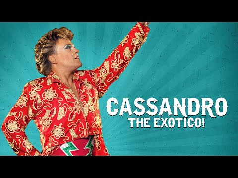 An Interview with Cassandro, One of Wrestling's Undersung Trailblazers