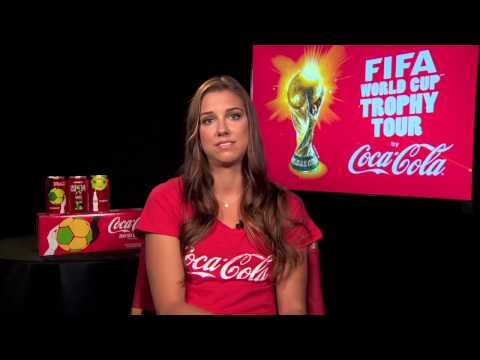 Alex Morgan Soccer Nation News Interview