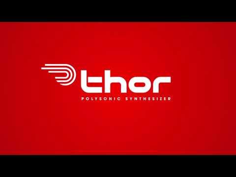 Thor Polysonic Synthesizer - Micro Tutorial