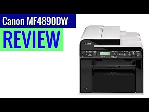 Canon Laser imageCLASS MF4890dw Printer 2019 review