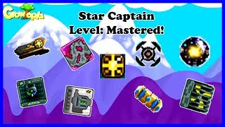 level 10 Star Captain!! Growtopia