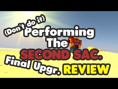 Miners Haven: PERFORMING THE SECOND SACRIFICE! (DON'T DO IT!!!!) (The Final Upgrader review)