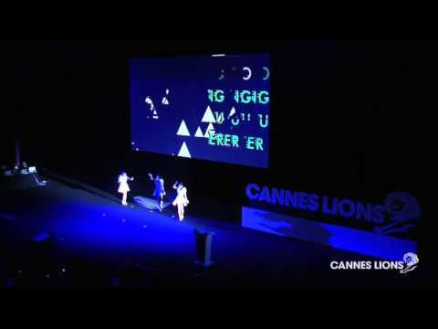 【HD】Perfume Performance Cannes Lions International Festival of Creativity