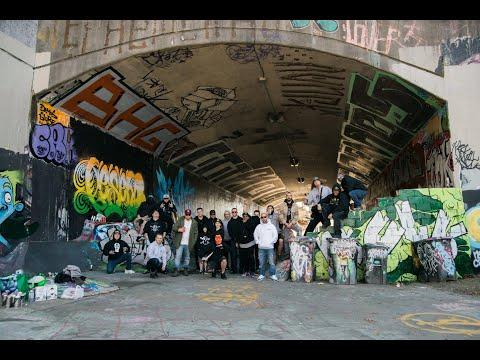 "Stompdown Killaz 2019 (Snak The Ripper , Merkules ""Move in Silence"") #SDK #EPHIN #STOMPDOWNKILLAZ"