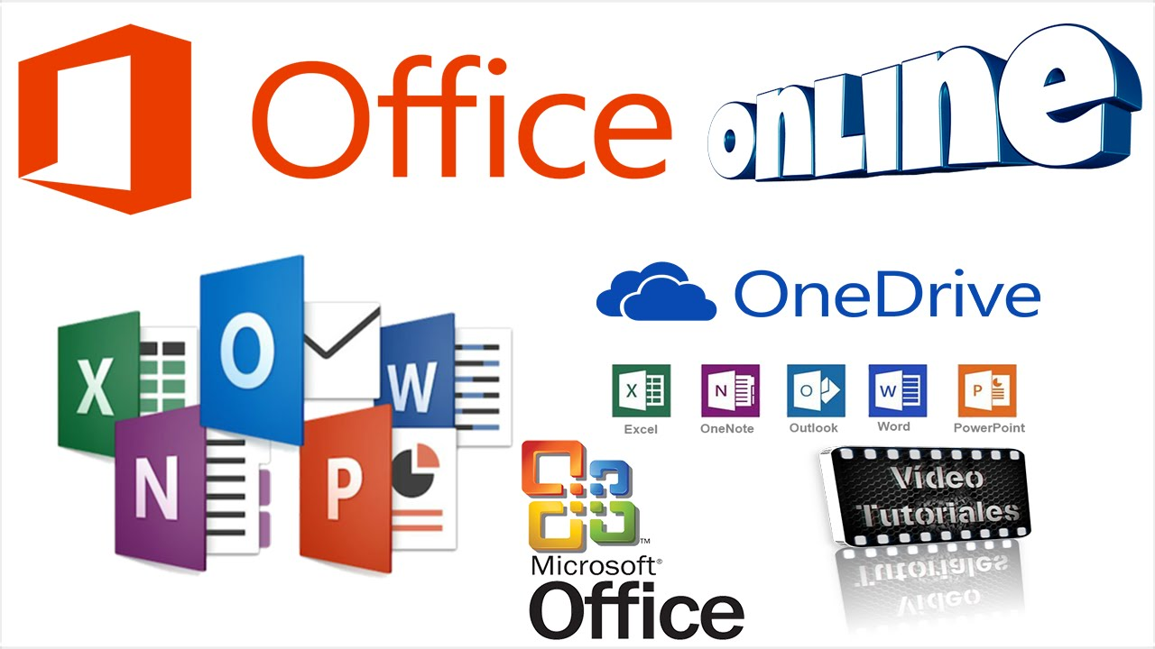 Como utilizar microsoft office online word excel powerpoint y m s youtube - Watch the office online free ...