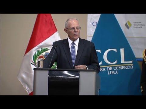 Kuczynski no renunciará ante nuevo pedido destitución en Perú