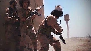 تنظيم القاعدة في العراق والشام يوثق عملياته ويتغنى بمنجزاته