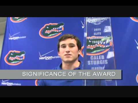 College Football Performance Awards - Caleb Sturgis