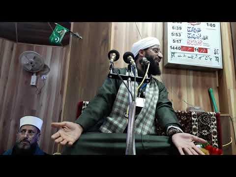 Abdul Rasheed Dawoodi Sahab Markazi Jamia Masjid Shareef Batote Distt Ramban J&K (Part 2) 2018