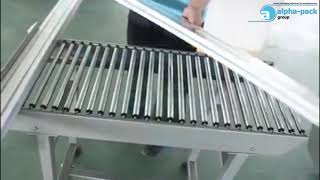 APSS 5022 High Speed Fully Automatic Side Seal Packing Machine