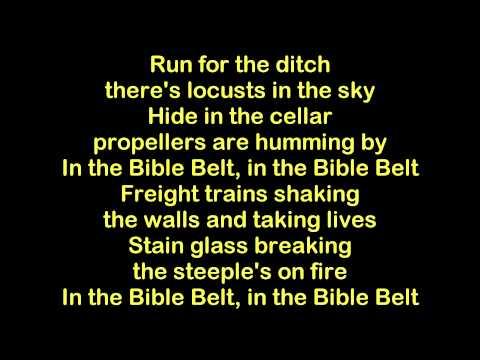 Yelawolf - Bible Belt [HQ & Lyrics]