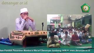 Pengajian Ramadhan Kitab Ta'lim Muta'alim + Burdah (15 Ramadhan 1438 H)  Tammat