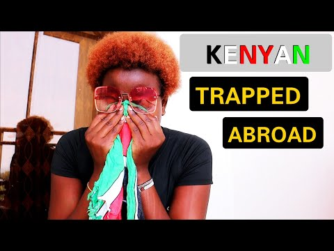 Trapped Abroad