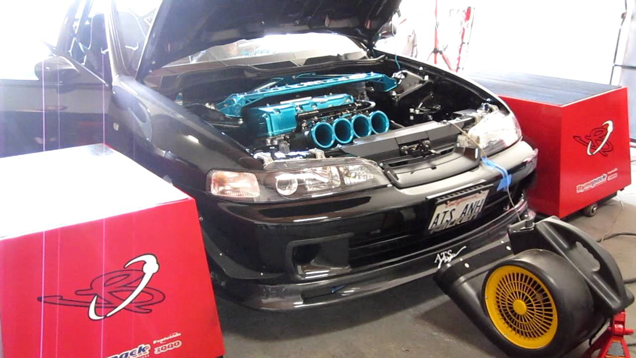 Bisimoto Tuning Of A K20 Itb D Acura Integra Youtube