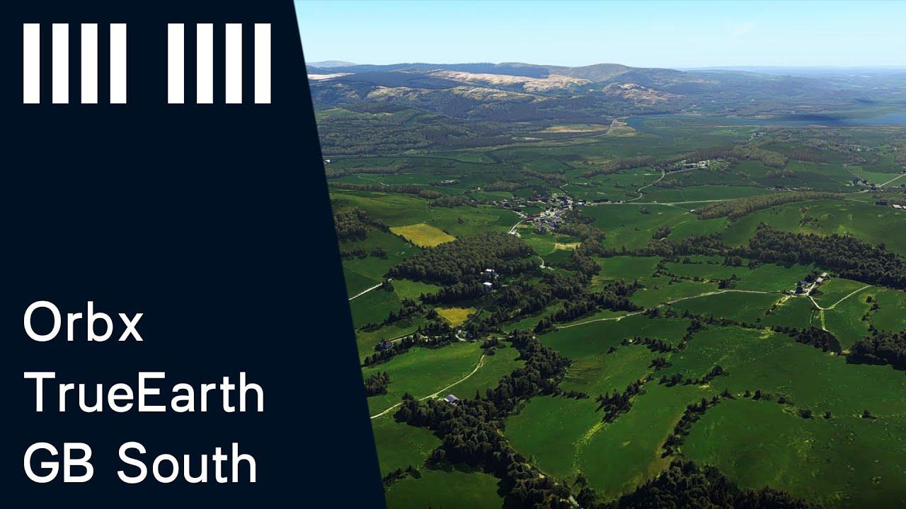 Threshold Review: Orbx TrueEarth GB South