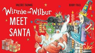 Story time: Winnie and Wilbur Meet Santa | Oxford Owl