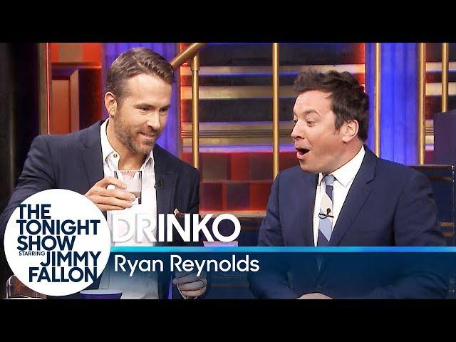Drinko with Ryan Reynolds