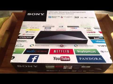 Sony BDP-S5200 Blu-Ray Player Treiber Windows 7