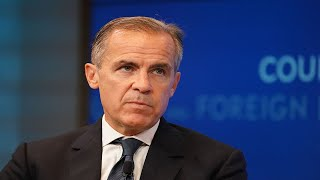 Peter McColough Series on International Economics With Mark Carney