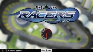 Crash Look: PixelJunk Racers