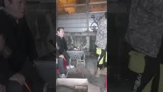 불불바베큐놀이~~!!