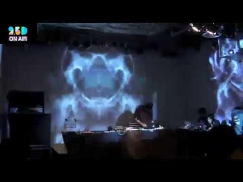 EMUFUCKA Live at  2.5D (Full Set) - 11th October, 2012