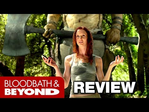 Axe Giant: The Wrath of Paul Bunyan (2013) – Movie Review