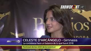 GIMANSIA Celeste Darcangelo
