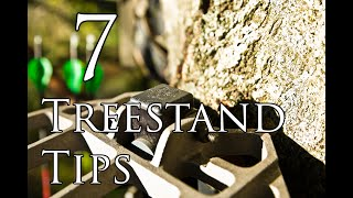 Bowhunting - 7 Treestand Tips Begginer to Advanced