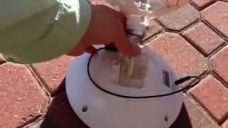 Solar Stirling Engine