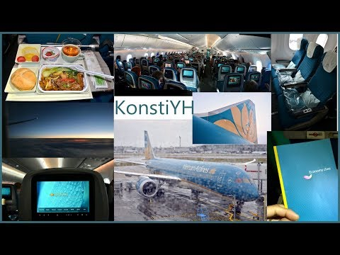 Vietnam Airlines B787-9 Review: VN50 London to Ho Chi Minh City by KonstiYH