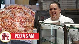 Barstool Pizza Review - Pizza Sam (Jackson Heights, NY)