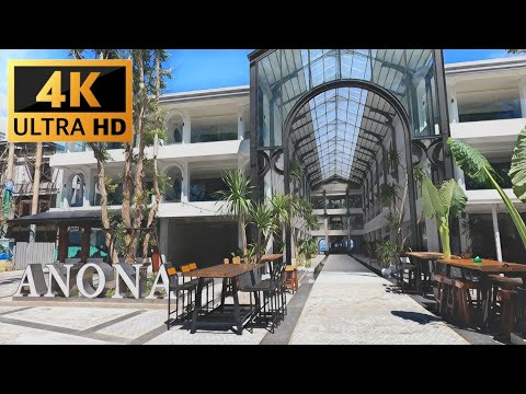 [4K] ANONA New Building in  Patong City Phuket