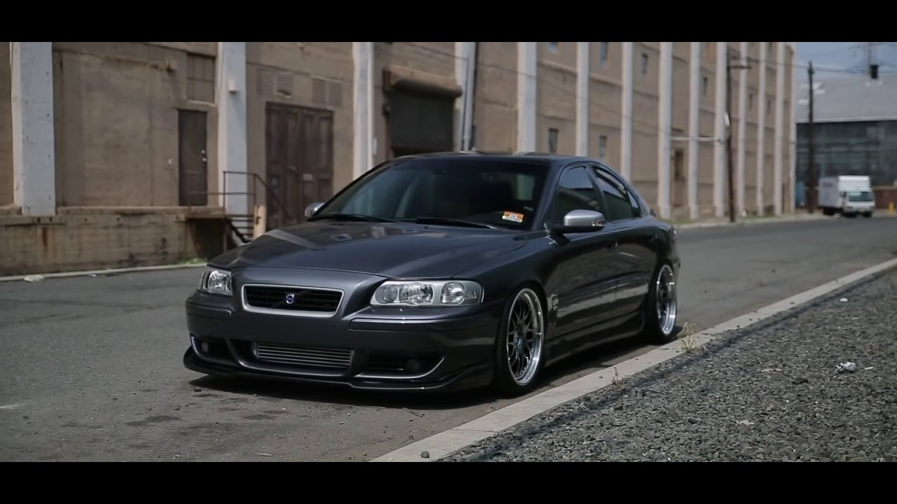 Volvo S60 (R T5) 5 Cylinder Compilation - YouTube