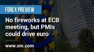 Forex Preview: 22/01/2020 - No fireworks at ECB meeting, but PMIs could drive euro