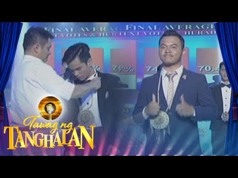 Tawag ng Tanghalan: Jovany Satera and Alfred Relatado advance to TNT Season 2 grand finals
