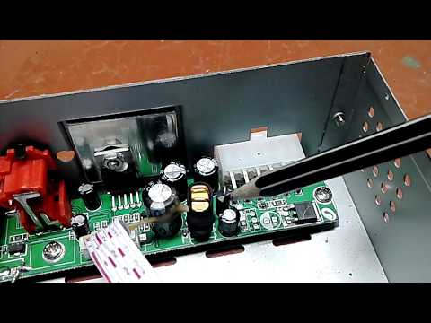 Car stereo repair #3 - Part 1 of 2
