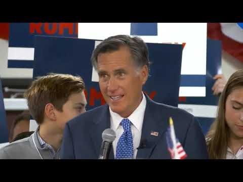 'We are all equal,' Republican Mitt Romney says after Utah Senate win