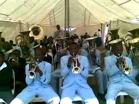 TSA TEMBISA brass band