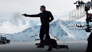 SPECTRE - On Set in Austria (Video Blog #1)
