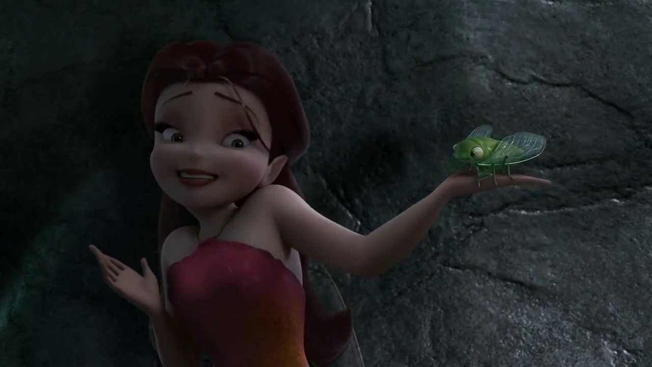 Sick Anime Wallpapers Tinker Bell And The Pirate Fairy Switched Talents Youtube