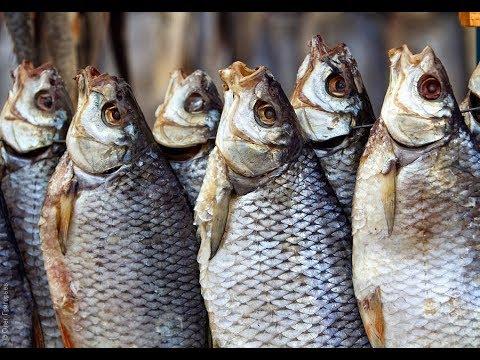 Вяленая рыба к пиву.