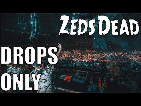 Zeds Dead - Drops Only Lollapalooza Chicago 2017